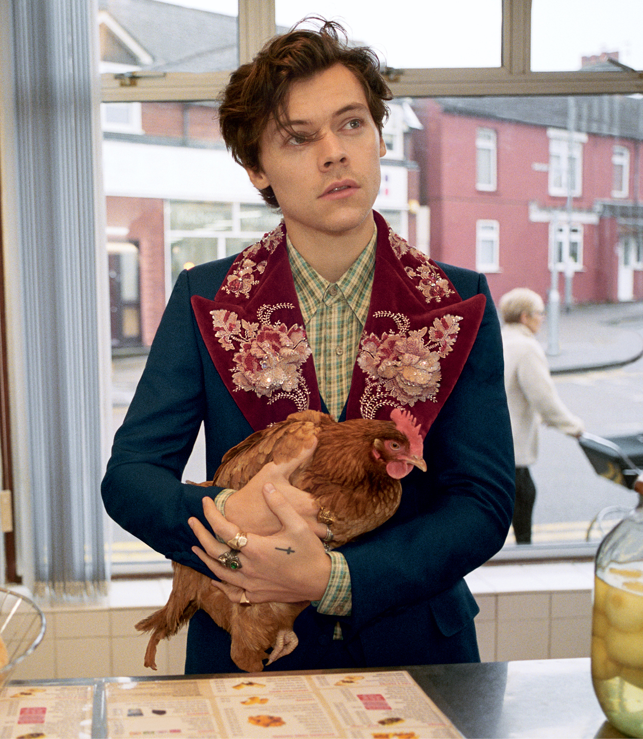 Harry Styles' Gucci Campaign Photos Are Here! | Fashion, Harry Styles