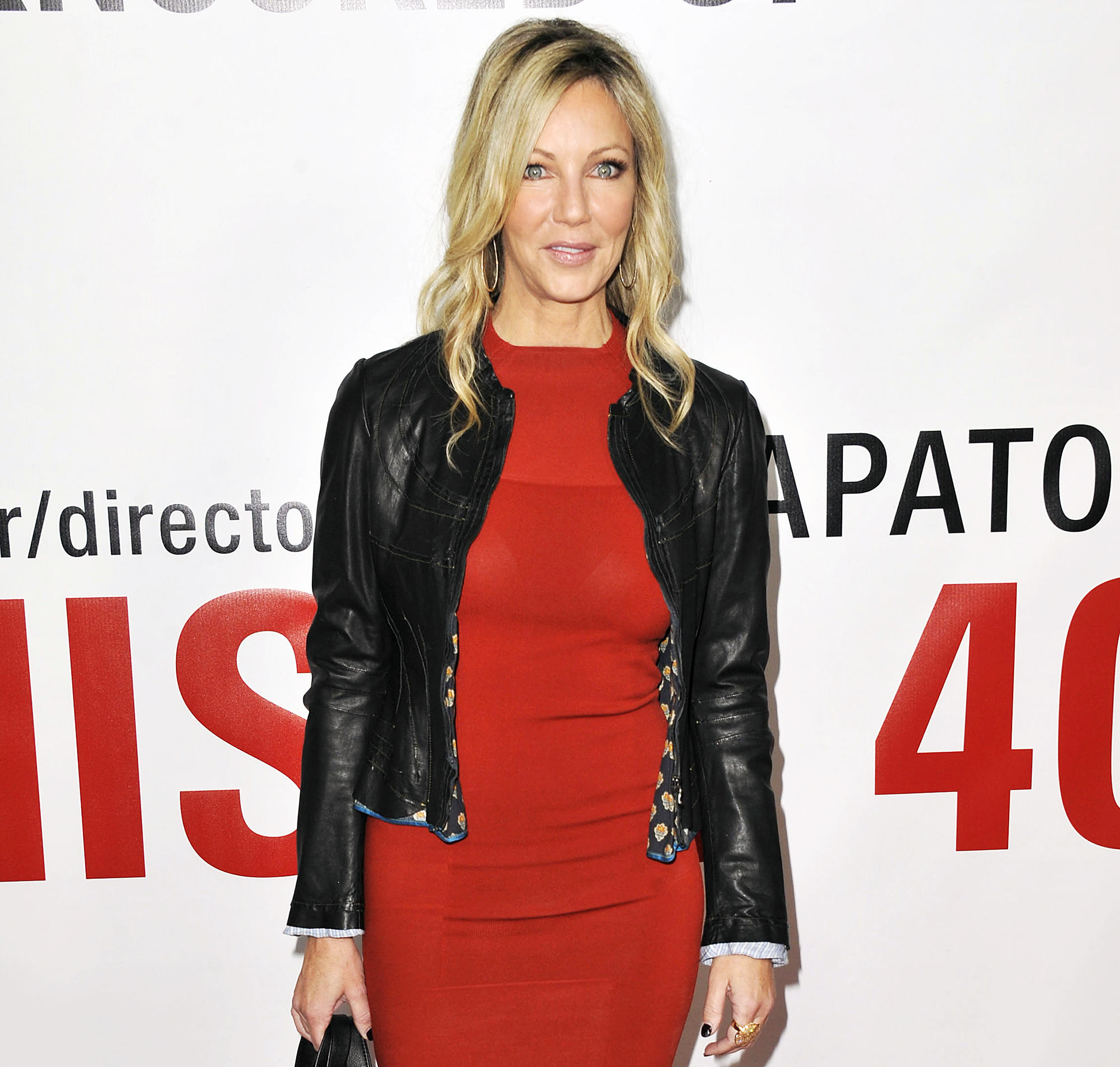 Heather Locklear arrested for alleged attack on deputy, paramedic