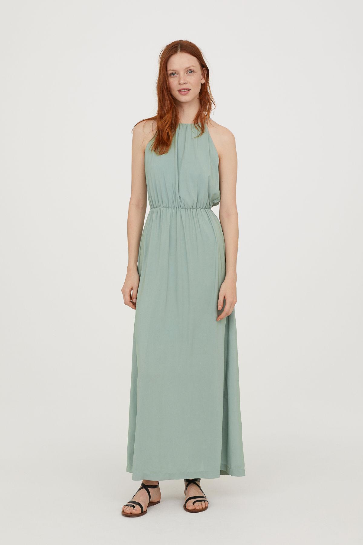 H&M Summer Dresses Under $50: Slips, Maxi Dresses, Off-the-Shoulder