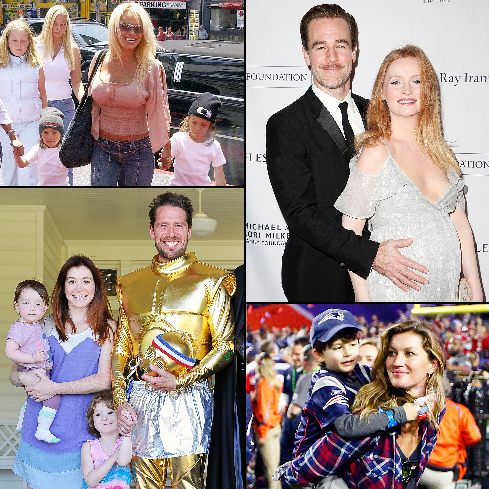 Celebrities Who Gave Birth at Home