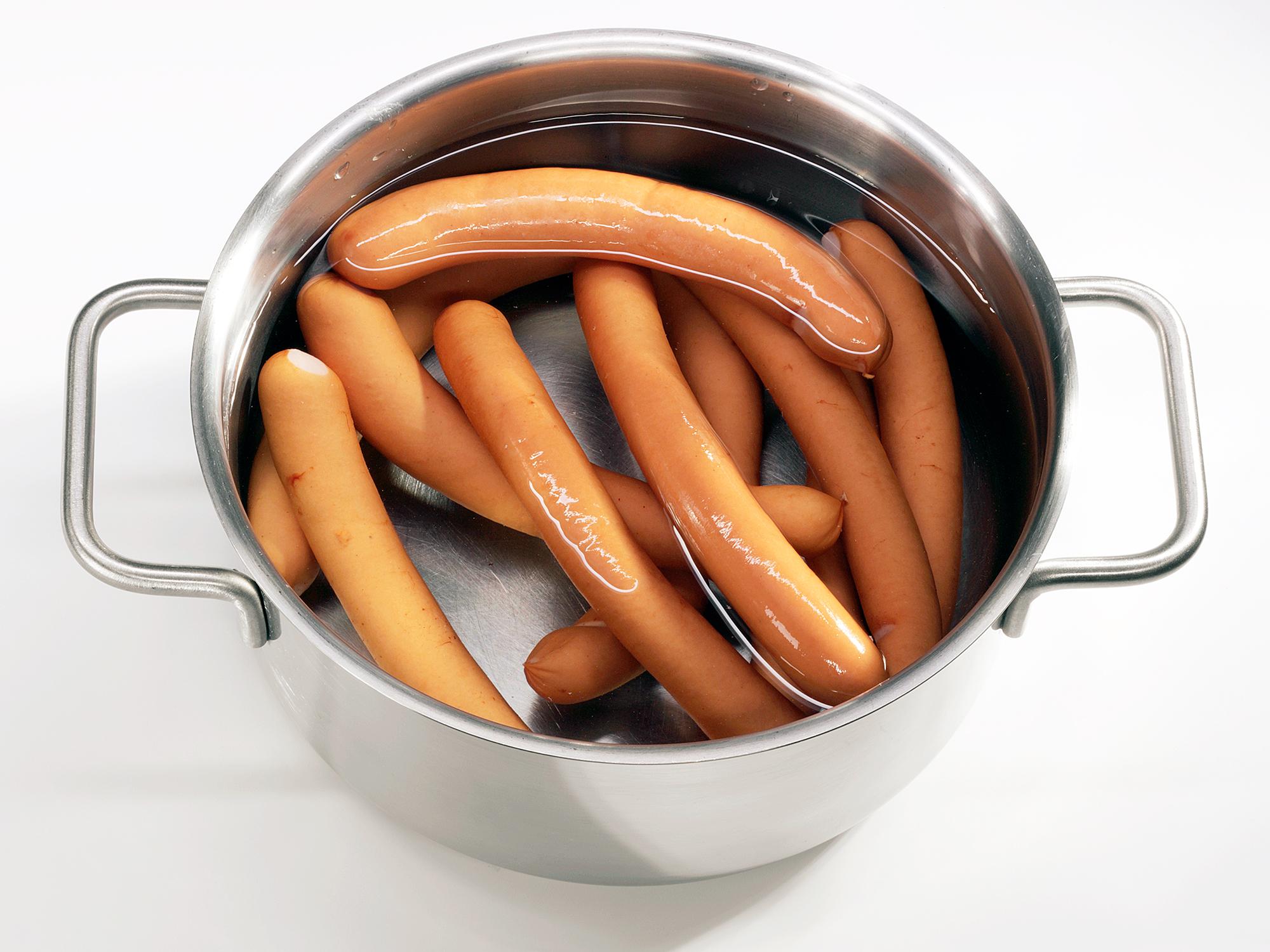 Hot dog water