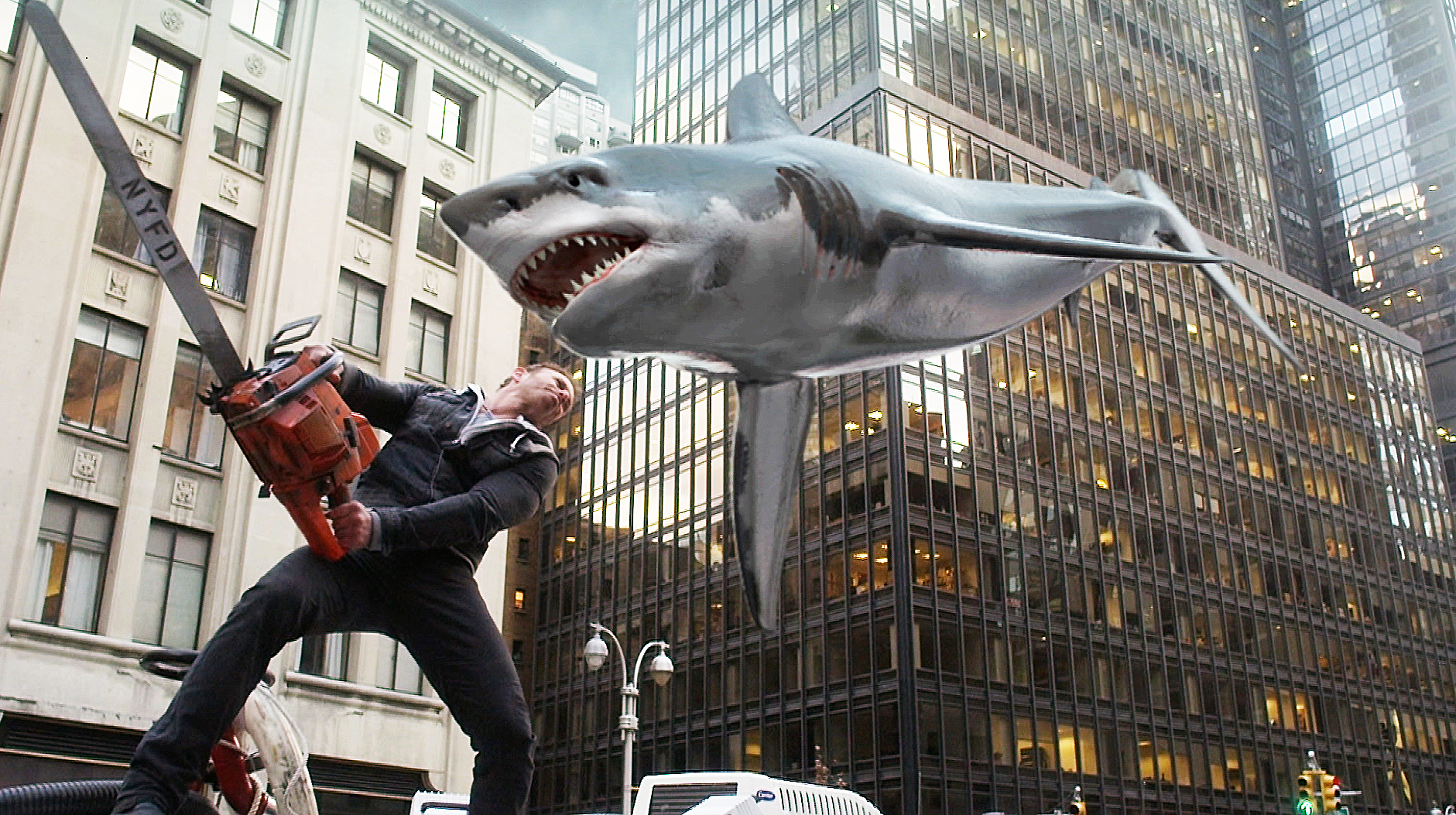 Ian Ziering Sharknado