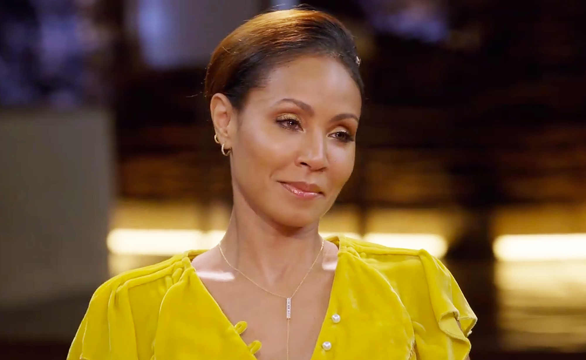 Jada Pinkett Smith talks about How she Dealt with Suicidal Thoughts