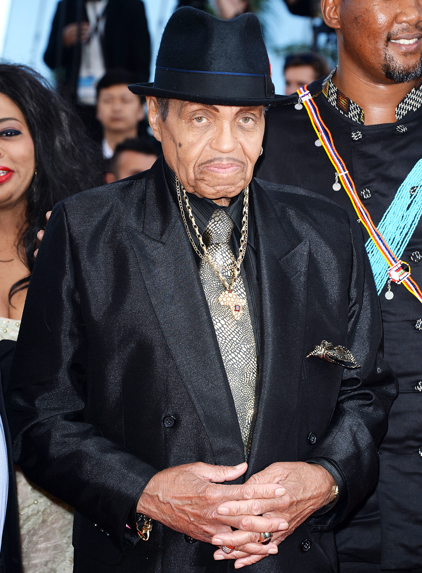 ad46c0b40b006 Joe Jackson Dead  Father of Michael
