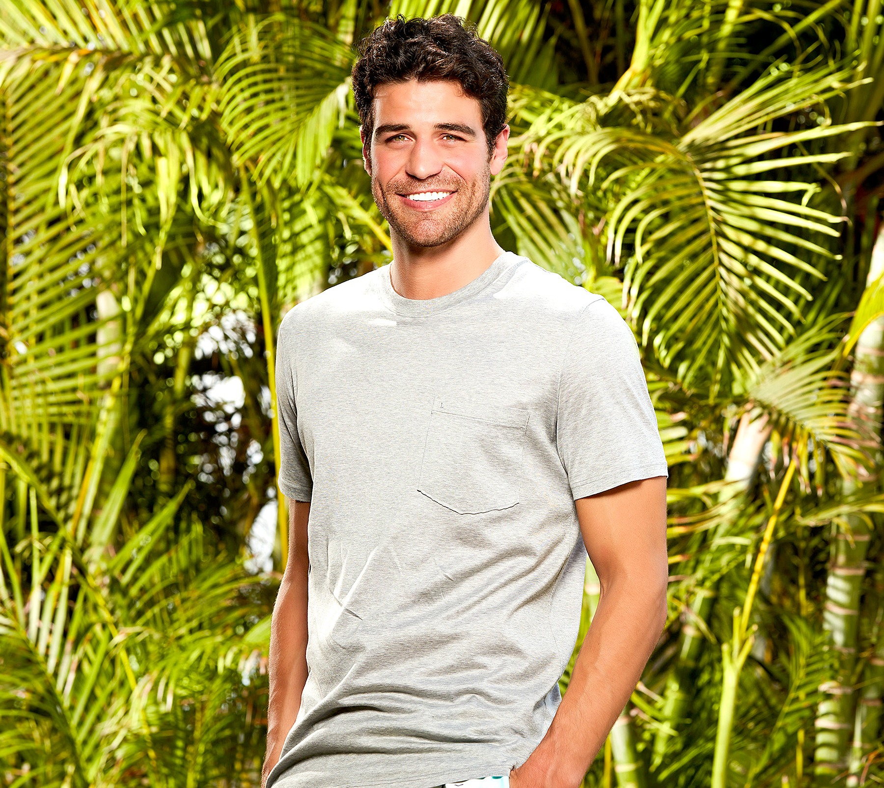 Joe Amabile & Kendall Long - Bachelorette 15 - DWTS - Discussion  - Page 2 Joe-on-bachelor-in-paradise