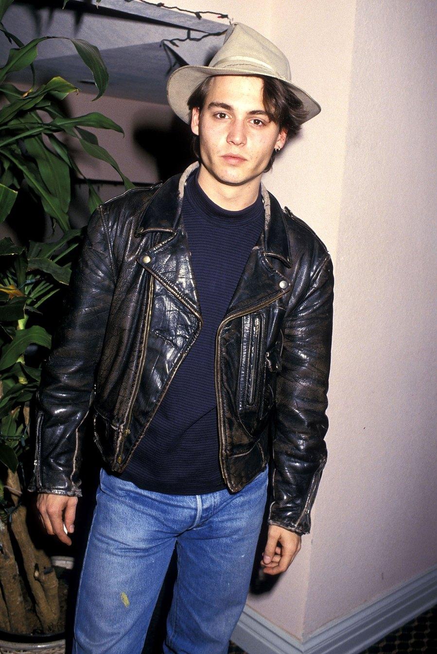 Johnny Depps Wild Style Evolution: His Craziest Fashion