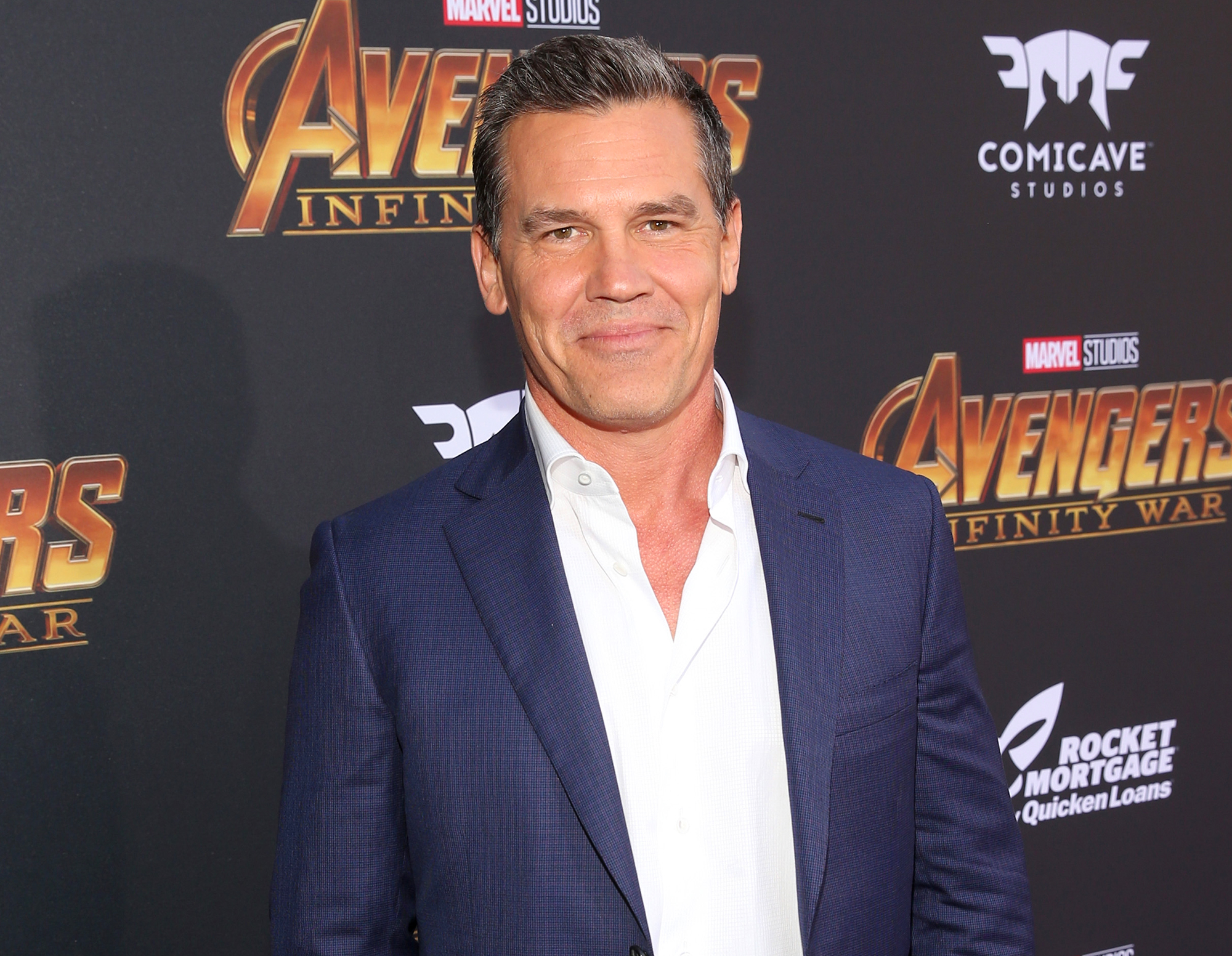 photo Josh Brolin's Hilarious Instagram Reminds Us All Not to Take the Gym Too Seriously