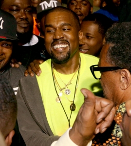 Kanye West Is 'Very Different' Than a Few Weeks Ago