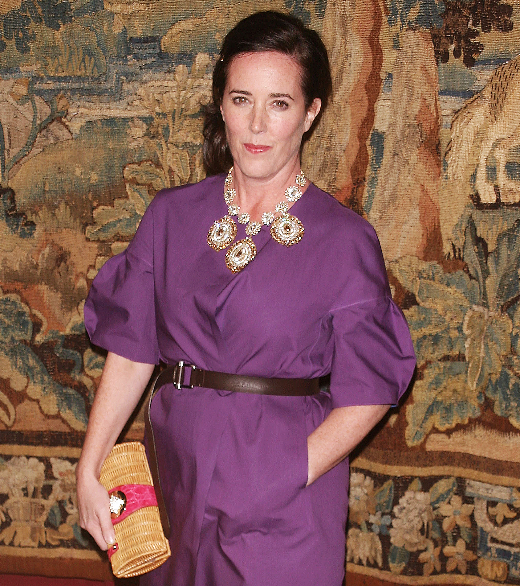 Kate Spade Cause of Death Suicide by Hanging