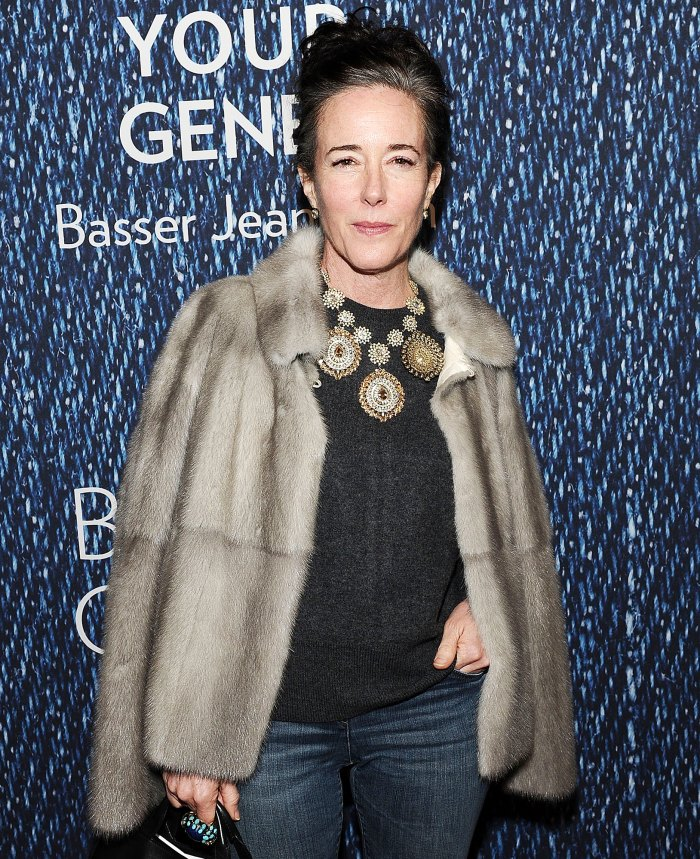 Kate Spade Dead At 55 Stars React To Fashion Designer S Death