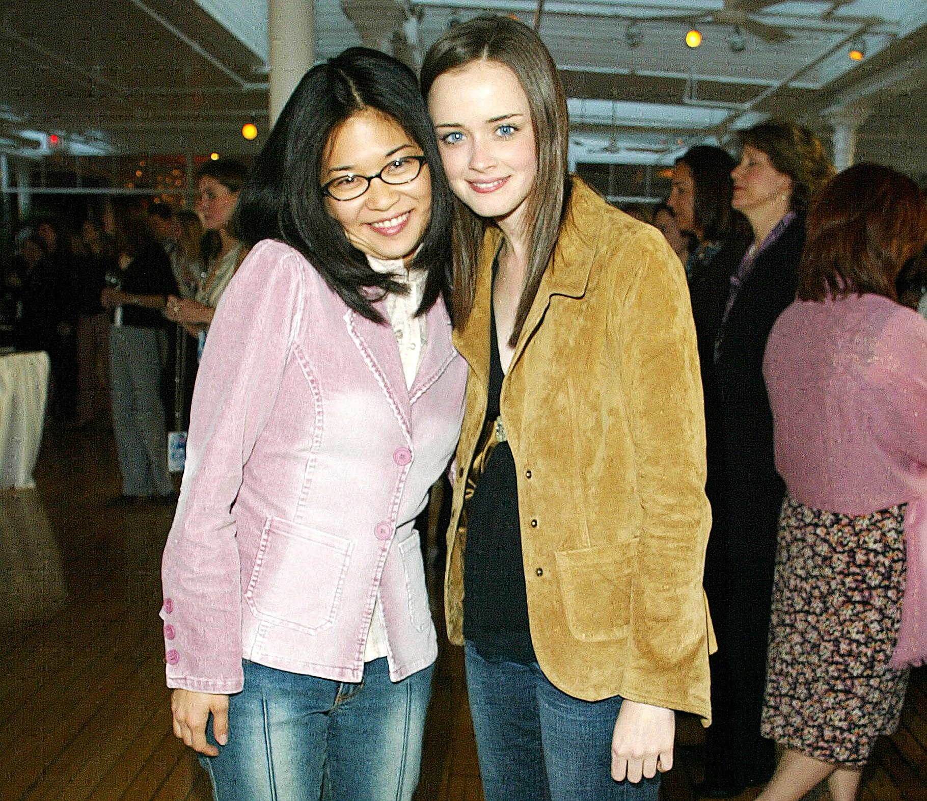 Gilmore Girls Keiko Agena Was Shocked About Lanes Pregnancy Qa