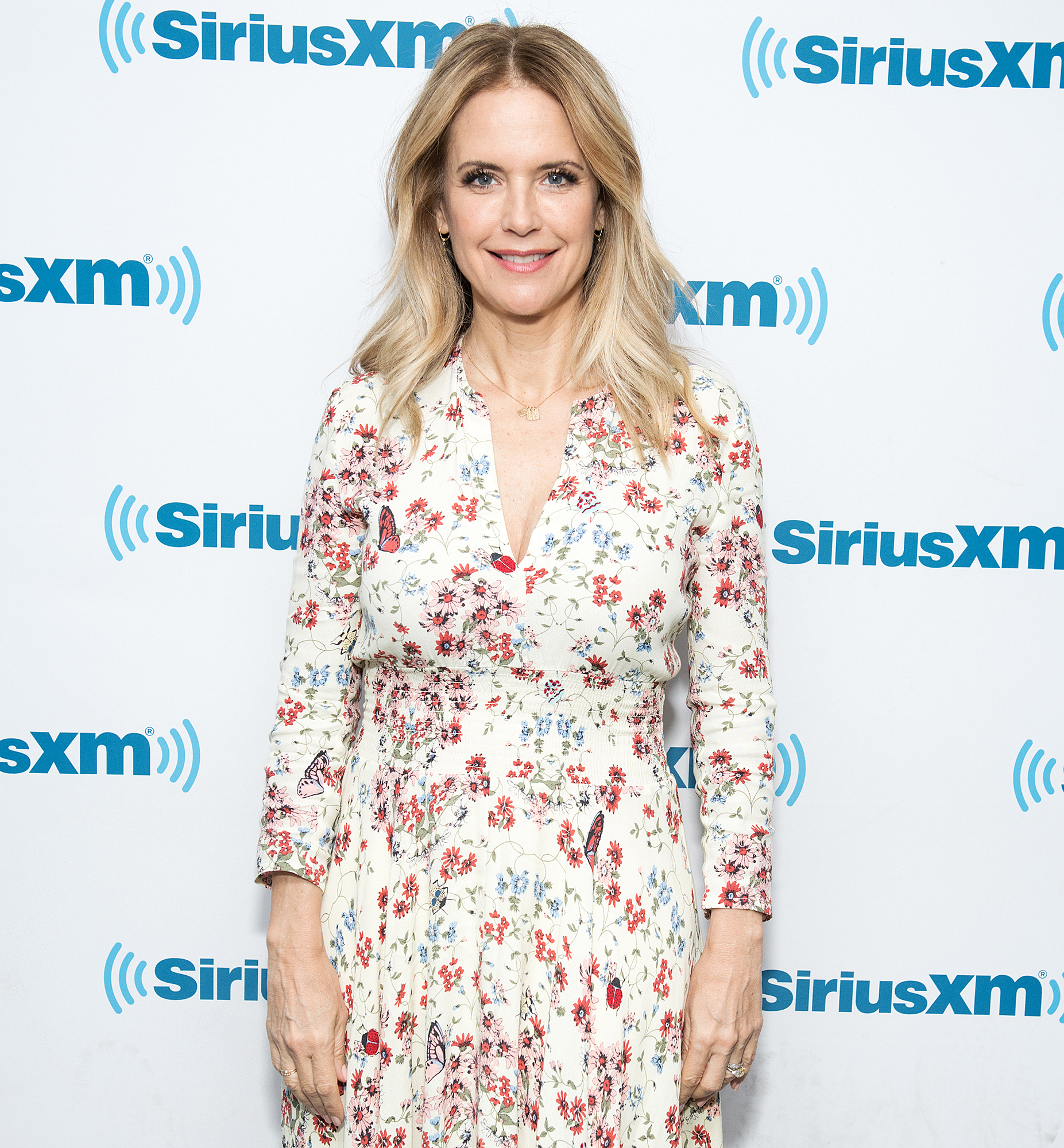 Kelly Preston 25 Things You Don't Know About Me - Kelly Preston visits the SiriusXM Studios on June 11, 2018 in New York City.