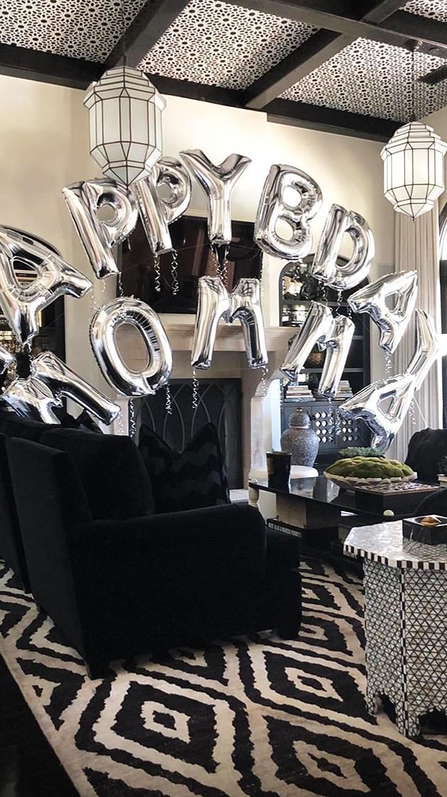 Khloe Kardashian Birthday Balloons
