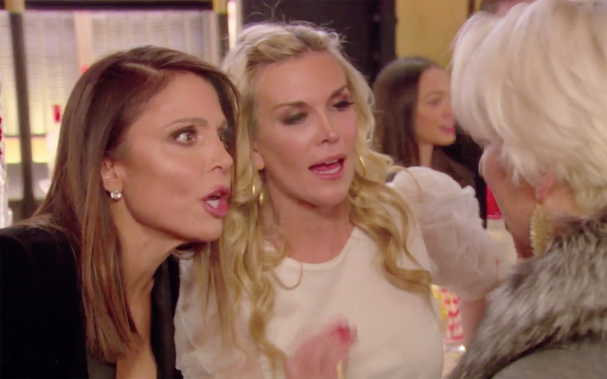 Bethenny Frankel Tinsley Mortimer