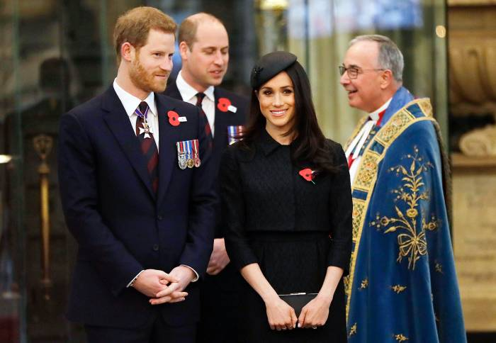 Duchess Meghan Very Excited to Be Working for Royals