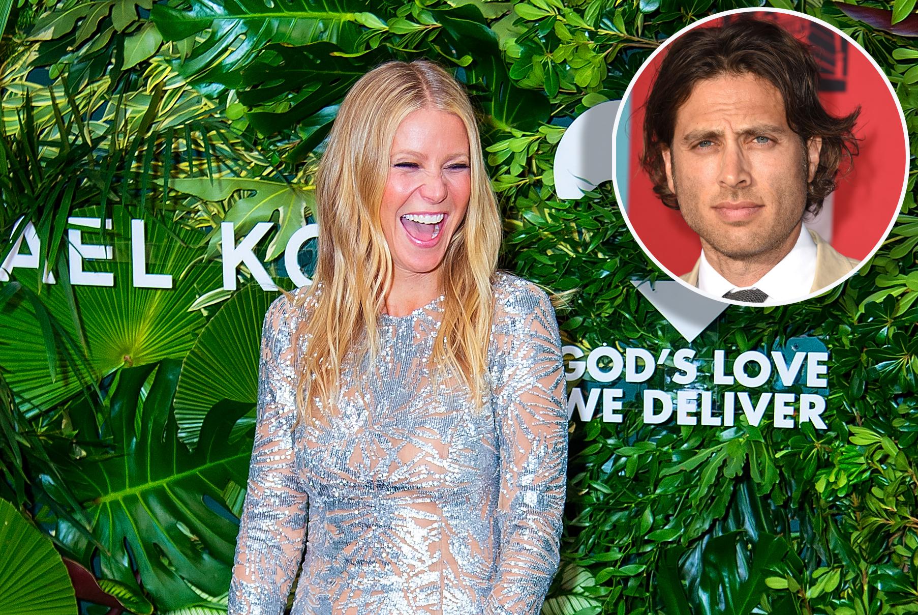 Gwyneth Paltrow Brad Falchuk Relationship Timeline