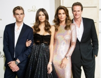 Celebrities Who Had Home Births Presley Gerber Kaia Gerber Cindy Crawford