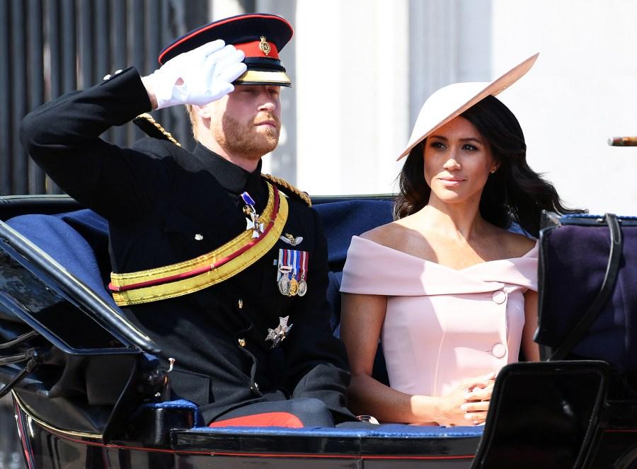 Duchess Meghan Prince Harry First Royal Tour Announcement