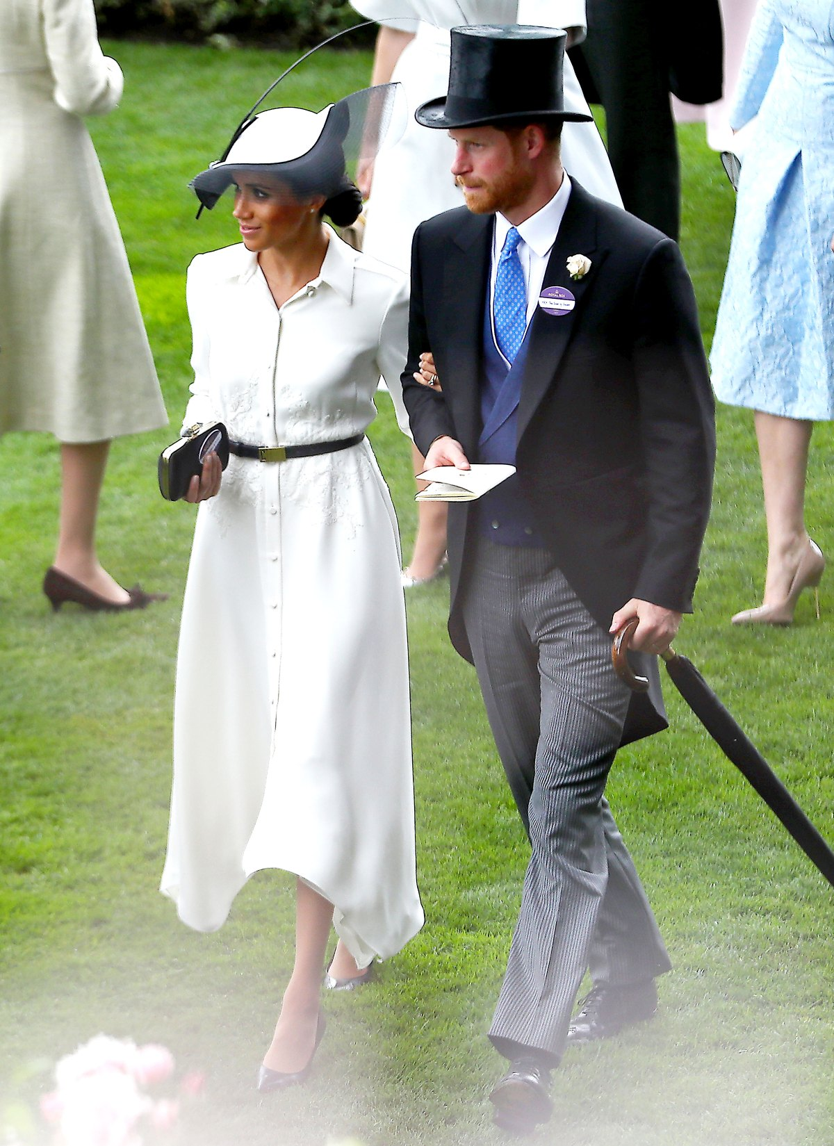 5cfee0d311d 2018 Royal Ascot Fashion  See the Best Dresses and Hats
