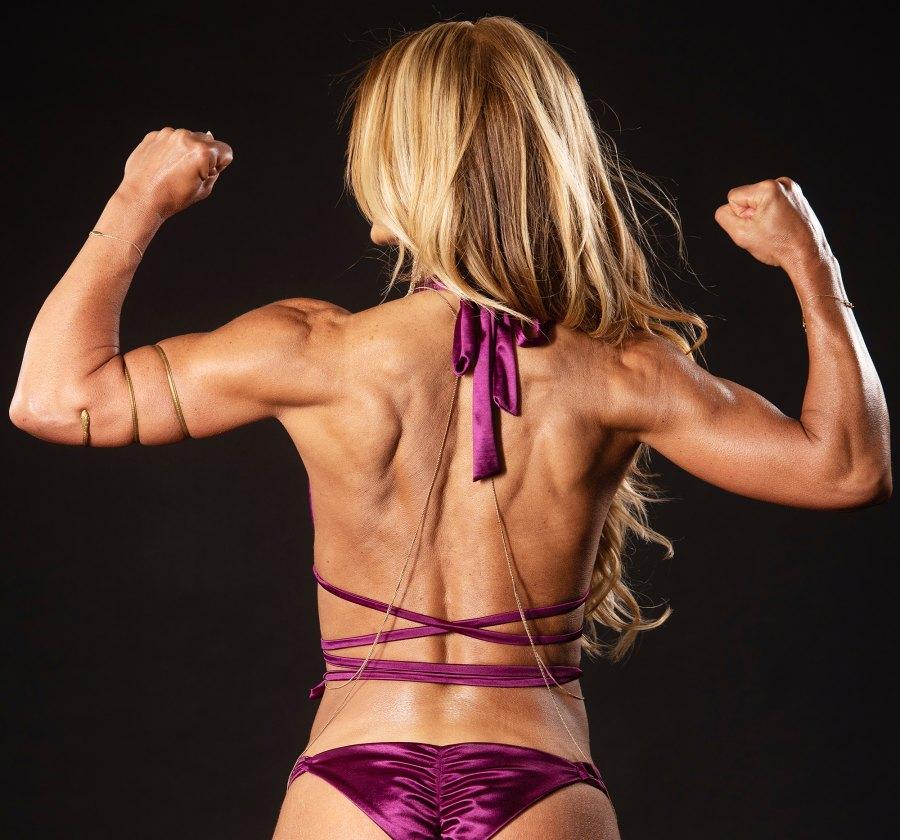 Teresa Giudice bodybuilding competition
