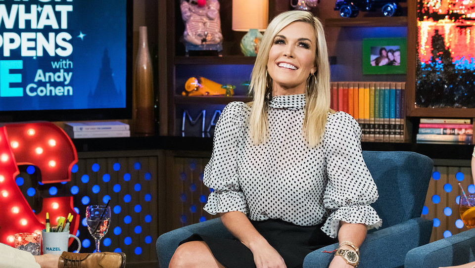 Tinsley Mortimer Confirms Scott Kluth Split Watch What Happens Live