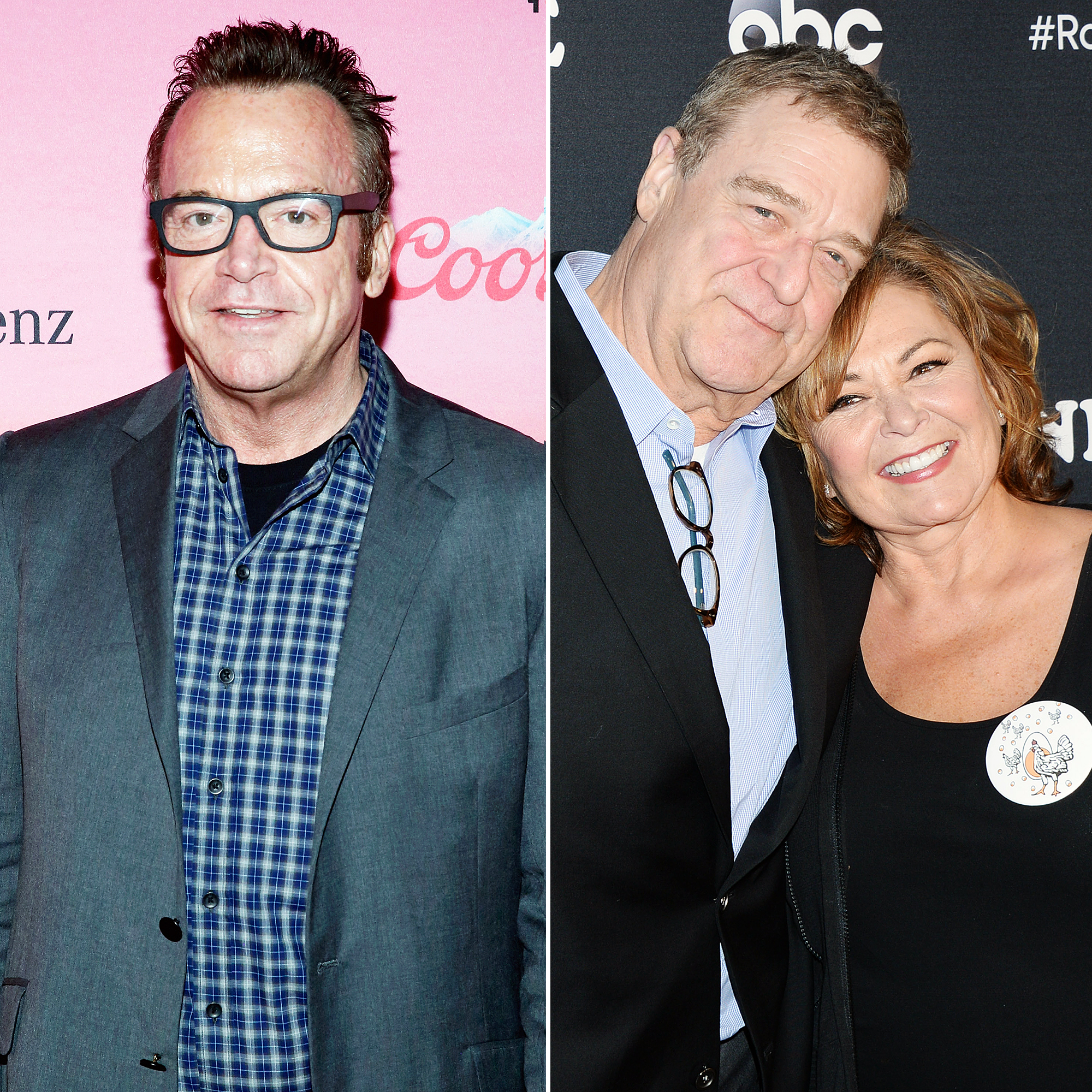 Tom Arnold John Goodman Roseanne Trauma Therapy