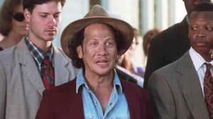 Rob Schneider in ' The Waterboy'