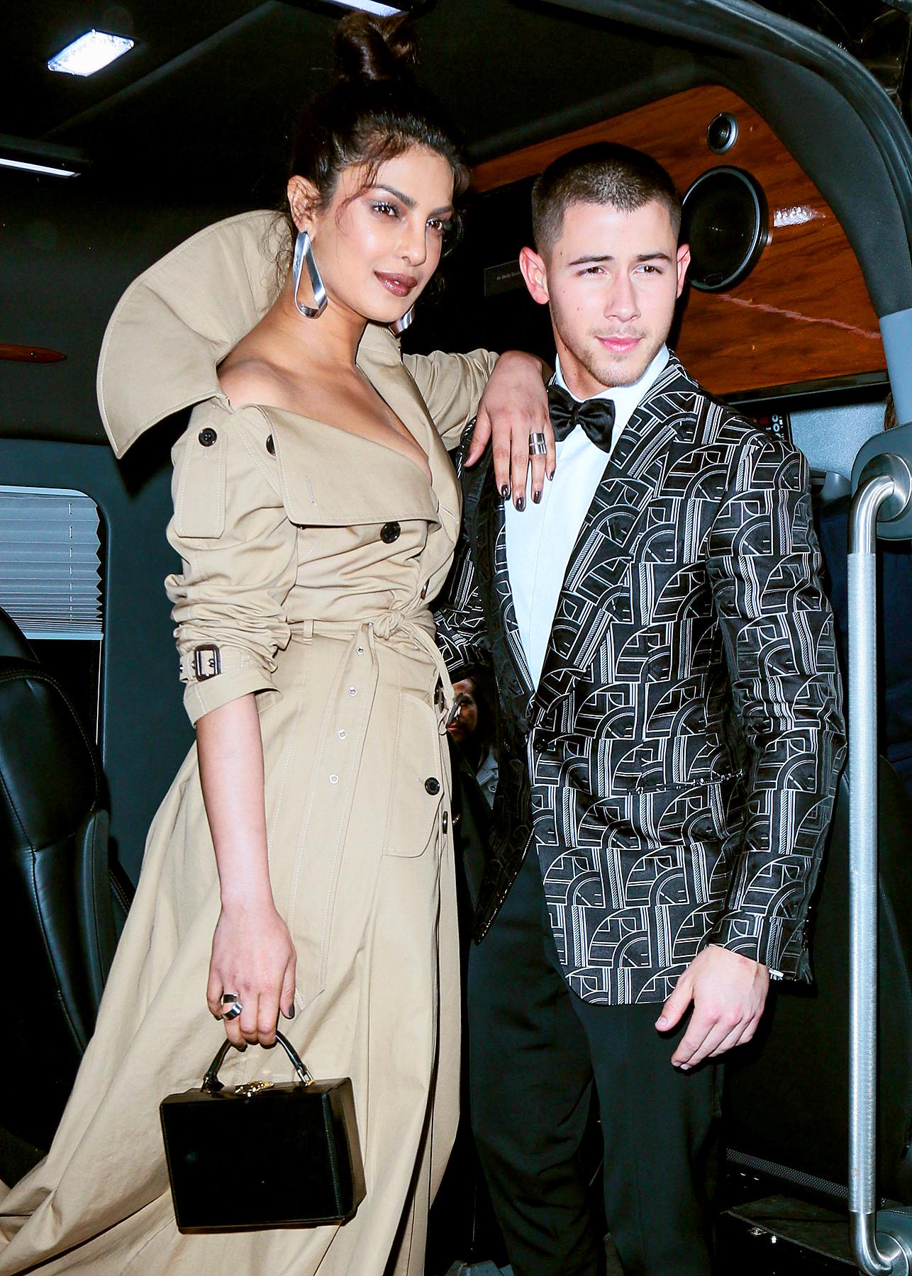 Nick Jonas Priyanka Chopra A Timeline Of Their Relationship