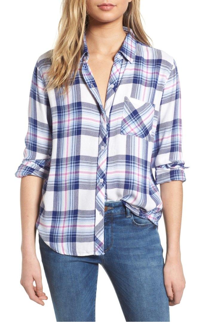 Hunter Plaid Shirt RAILS