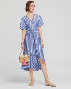lucy paris sophie striped skirt