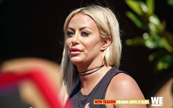 Aubrey ODay Marriage Boot Camp Reality Stars