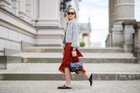 Street Style - Berlin Fashion Week Spring/Summer 2019 - July 6, 2018