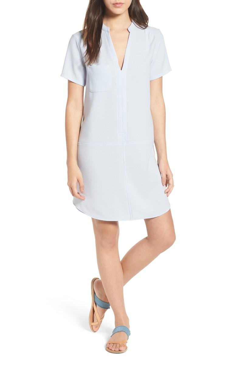Hailey Crepe Dress