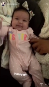 Ronnie Ortiz-Magro and Jen Harley's daughter, Ariana Sky