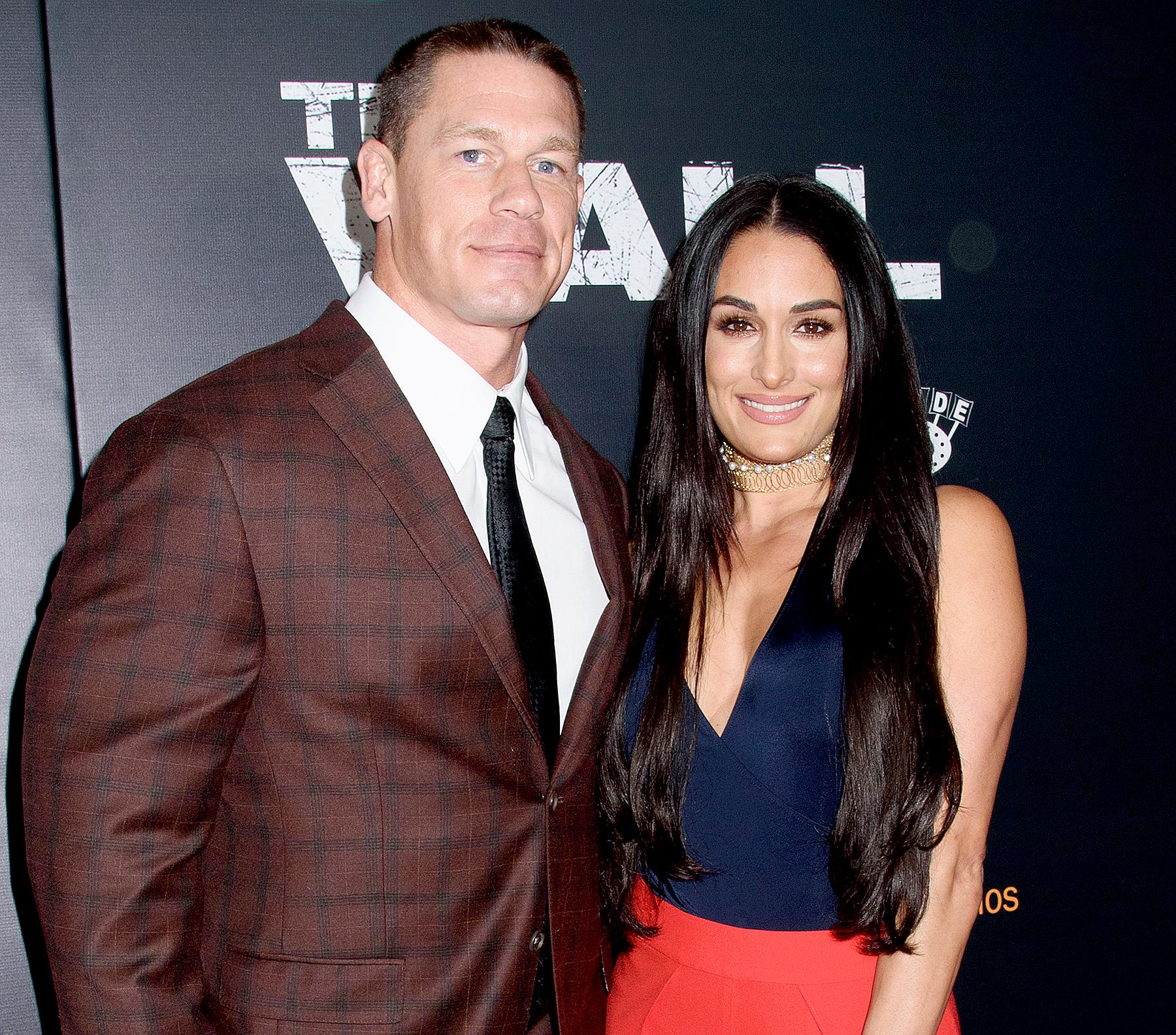 cbeee4ac50eb John Cena Tweets About No Regrets Amid Nikki Bella Split Rumors