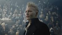 Johnny Depp, Gellert Grindelwald, Fantastic Beasts, The Crimes of Grindelwald