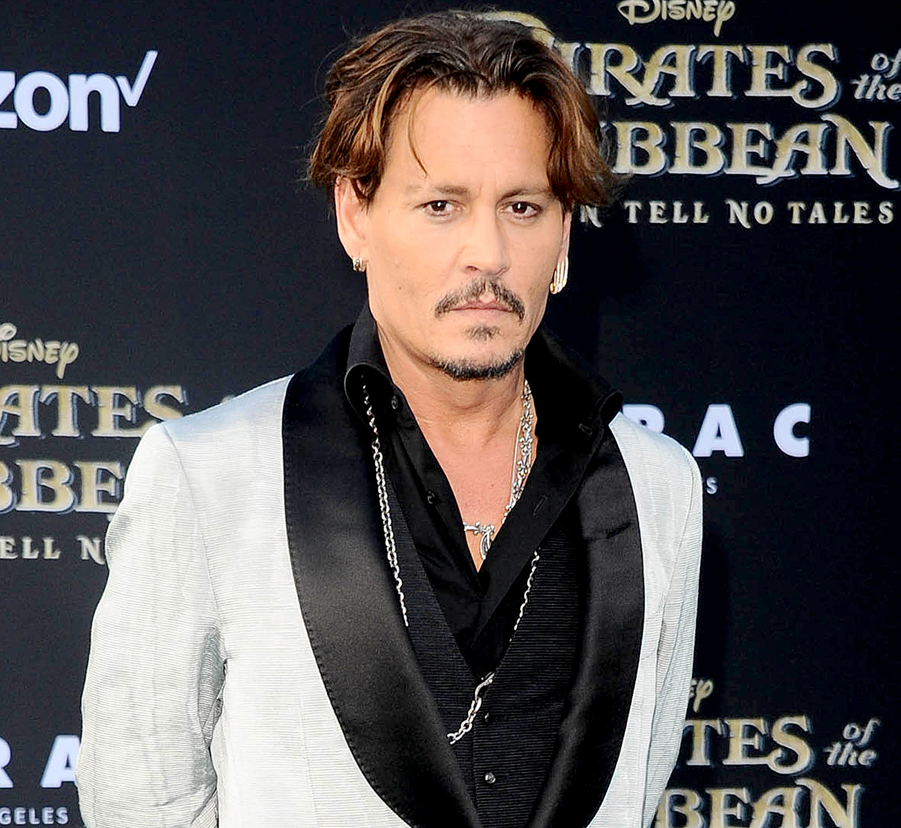 Johnny Depp Sued for Assault on Movie Set