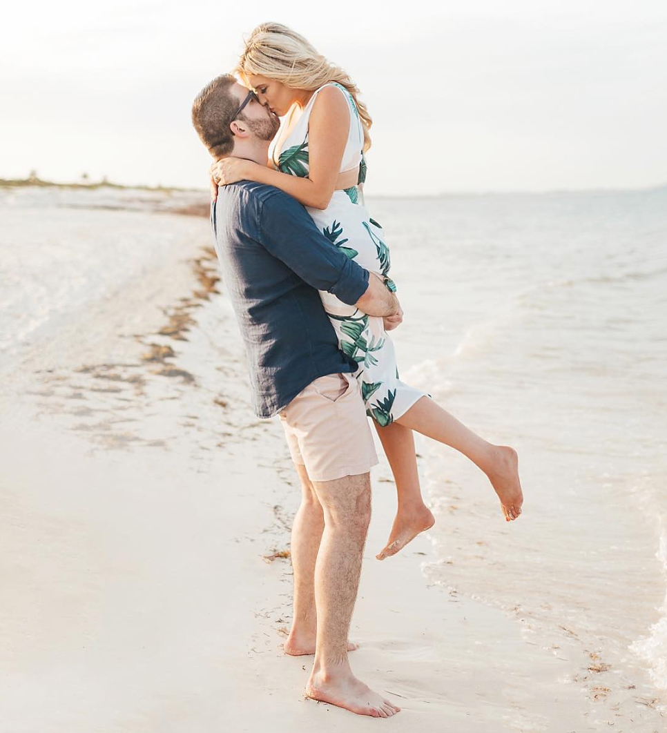 Aaron Bass Juelia Kinney Engaged