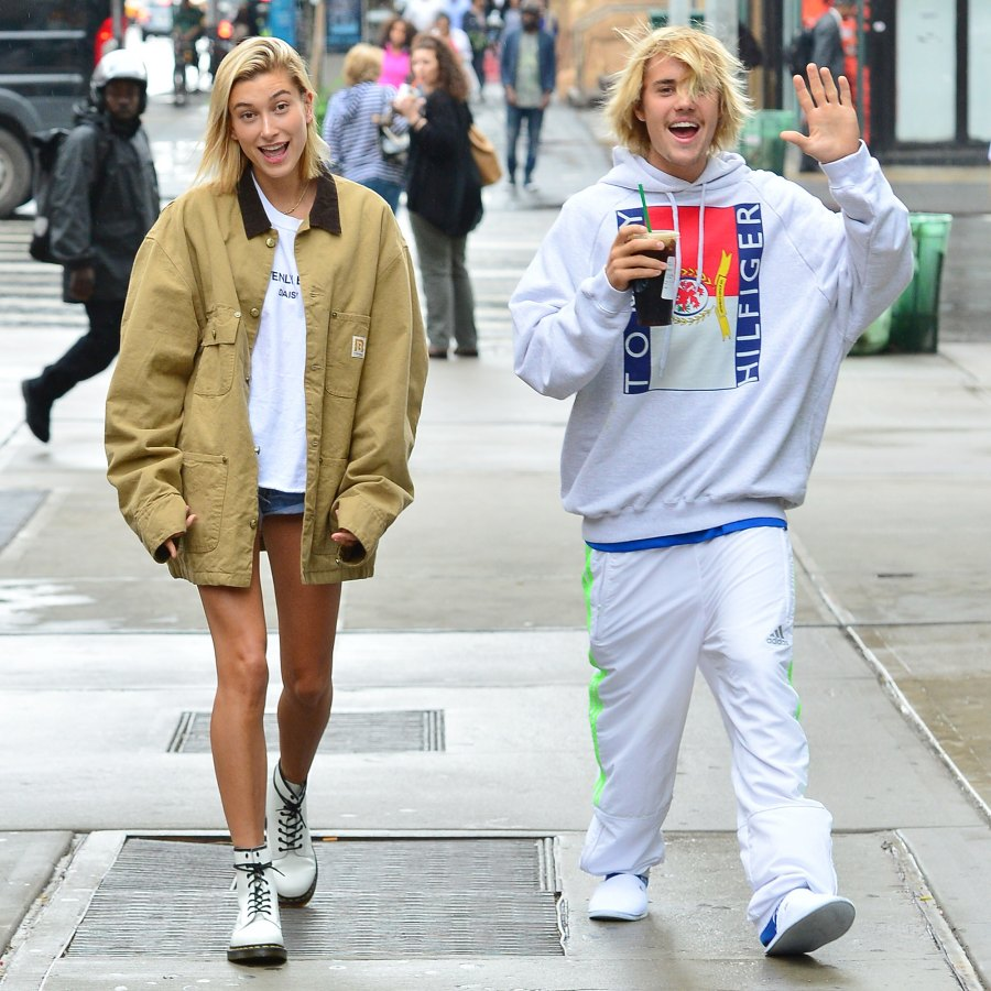 Justin Bieber, Hailey Baldwin, Relationship Timeline, Engaged, Friends, Reached Out
