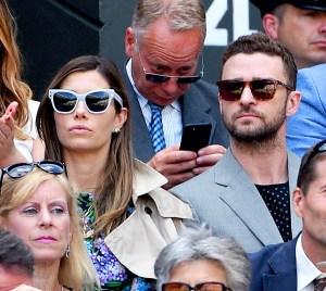 Justin-Timberlake-and-Jessica-Biel-Wimbledon