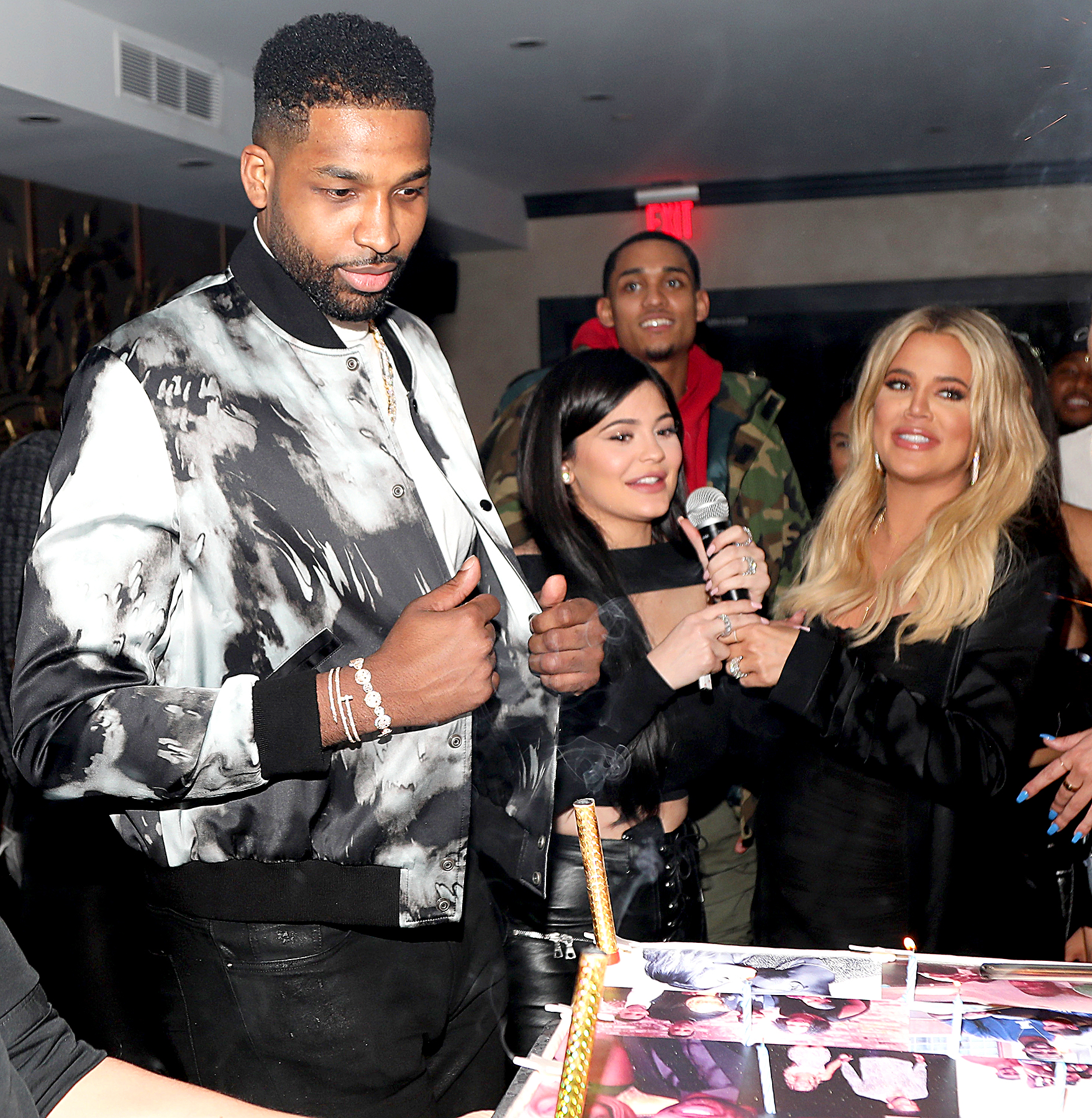 "Khloe_Tristan-Put-Problems-Behind-Them - A fresh start! ""Khloé and Tristan have completely put all their problems behind them and are happy,"" a source told Us on June 29."