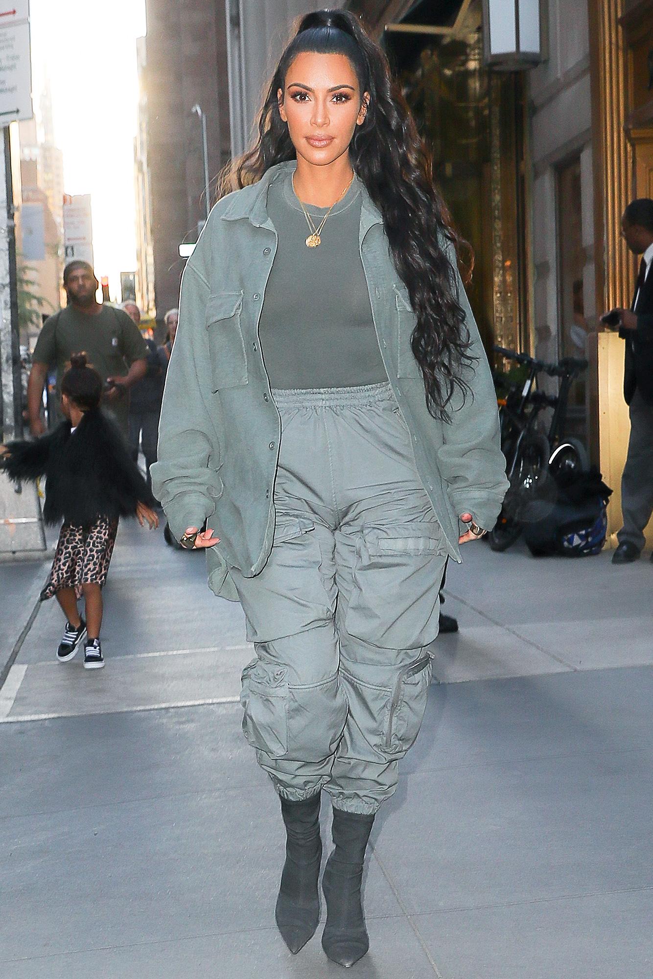 Kim Kardashian Visits Women\'s Prison in California