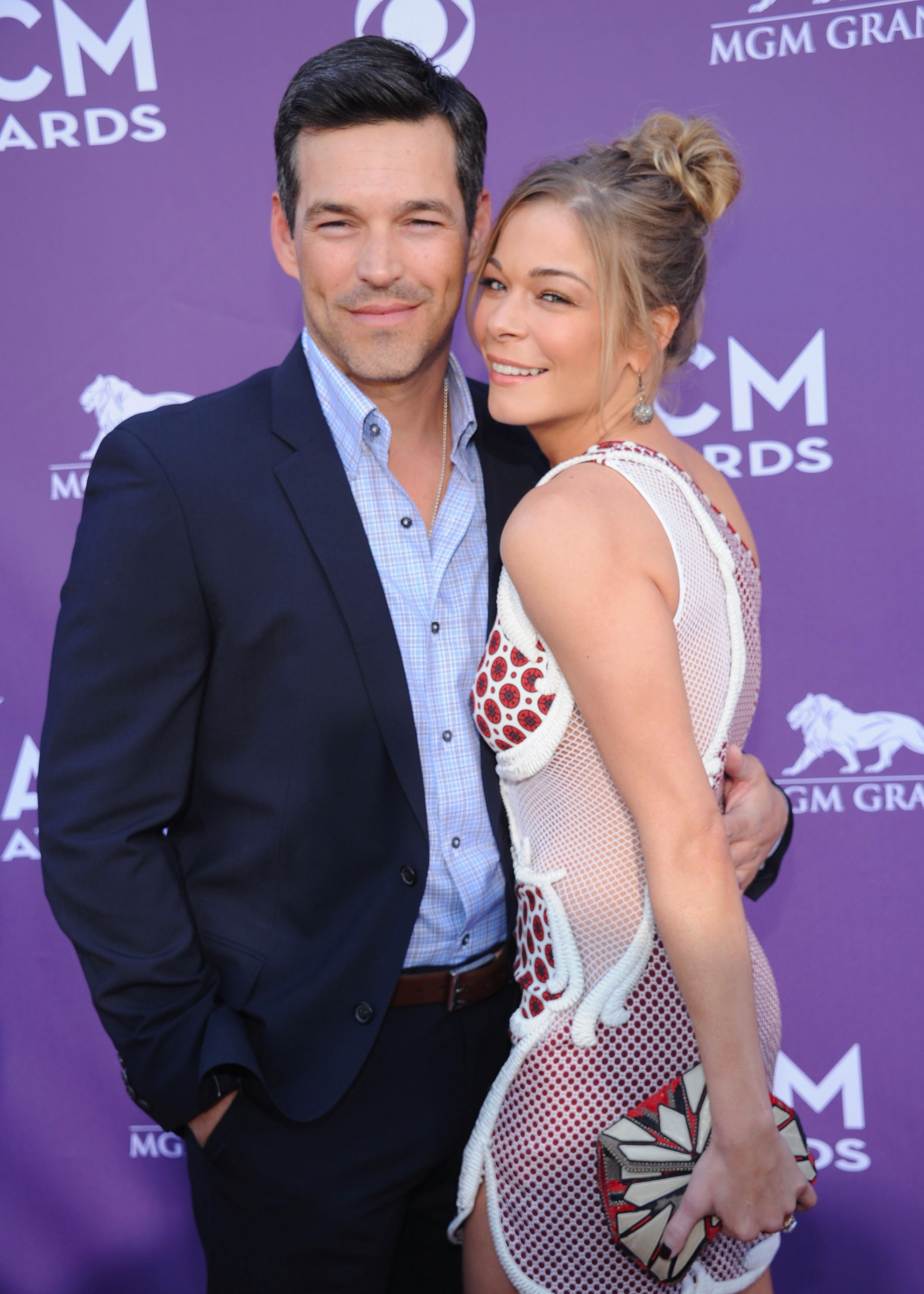 """Revisit Brandi Glanville's Feud With Eddie Cibrian and LeAnn Rimes - The actor and the country singer tied the knot at a private estate in Malibu. She gushed about the wedding on Twitter soon after: """"Eddie and I are overwhelmed by the amount of lovely well wishes. We are blessed and…. I'm Mrs. Cibrian!!! So wonderful to wake up as husband and wife. Love to all of you."""""""