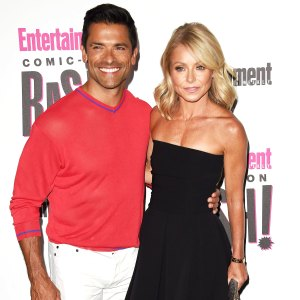 Mark Consuelos Kelly Ripa Riverdale Comic Con