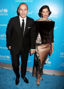 Matt Lauer Annette Roque pay 50 million