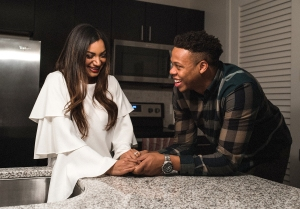 Mia and Tristan on Married at First Sight