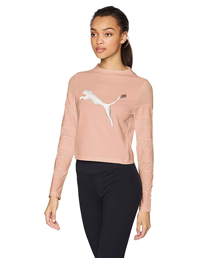 PUMA Women's Strapped up Crop Top