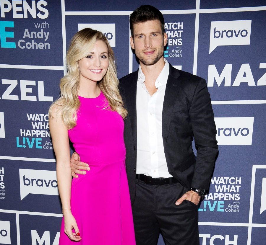 Imposters' Parker Young, Fiancee Stephanie Weber Welcome First Child