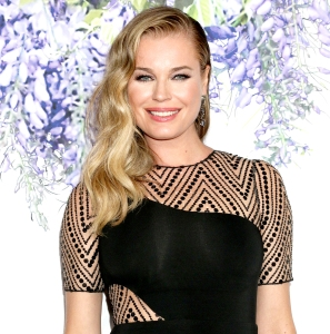 Rebecca Romijn Shares The Odd Reason Her Twins Are Fighting