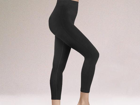 Shape & Slim Second Skin Fat-Burning Leggings